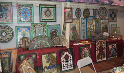 picture of stained glass collection
